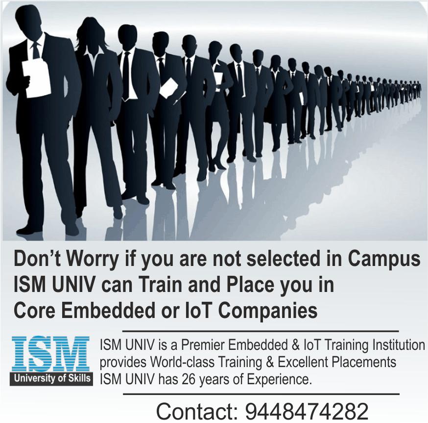Advantage and Disadvantages of Campus Recruitment